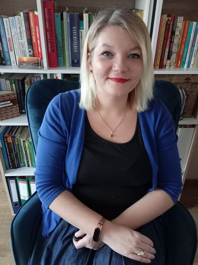 Joanna Mieszkowska - psycholog